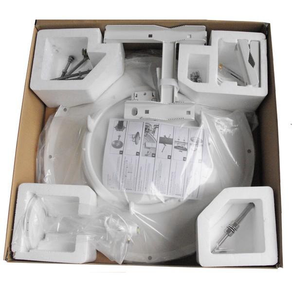 آنتن دیش 30Dbi یوبیکیوتی 5 گیگا Ubiquiti Dish RD-5G30 ازاز محصولات بی نظیر یوبیکیوتی می باشد که در دسته بندی آنتنهای وایرلس و سری دیش به بازار عرضه شد .