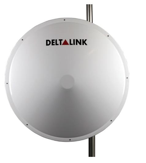 آنتن دیش 32Dbi Dual Hp دلتا لینک DeltaLink ANT-HP5532N یکی دیگر از محصولات دلتا لینک است که به صورت High Performance طراحی و تولید شده است و برای ارتباطات زیر 35 کیلومتر مناسب می باشد .این محصول در میان آنتنهای دیش در بازار دارای کیفیت قابل قبول بوده و می توان از این آنتن برای ارتباطات نقطه به نقطه استفاده کرد . کاور روی آنتن یا Radome برای جلوگیری از نفود باران و جلوگیری از اثر گذاری منفی باد مورد استفاده قرار می گیرد و فاقد دیوار جاذب می باشد . با افزار نت همراه باشید برای بررسی دقیق تر ANT-HP5532N .