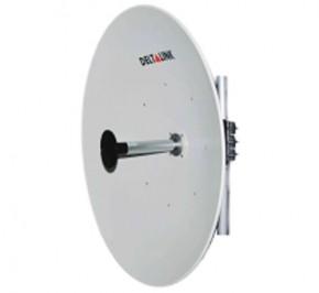 آنتن دیش 33Dbi Dual دلتالینک DeltaLink ANT-5533Nاز آنتن های دیگر دلتا لینک است که در دسته بندی آنتنهای وایرلس و سری دیش به بازار عرضه شد .این محصول در میان آنتنهای دیش در بازار دارای کیفیت قابل قبول بوده و می توان از این آنتن برای ارتباطات نقطه به نقطه استفاده کرد . با افزار نت همراه باشید برای بررسی دقیق تر ANT-5533N .