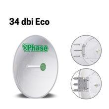 آنتن دیش 34Dbi فاز اکونومی Phase 34dBi Eco