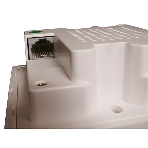 اکسس پوینت دیواری 300Mbps آی پی کام IP-COM W30APدارای 2 پورت اترنت 10/100 ، یک پورت تلفنی Rj11 و یک پورت USB می باشد