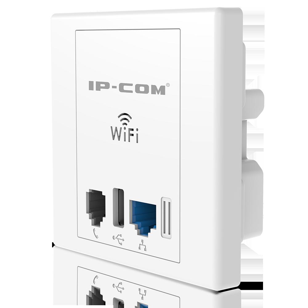 قیمت اکسس پوینت دیواری آی پی کام IP-COM W30AP