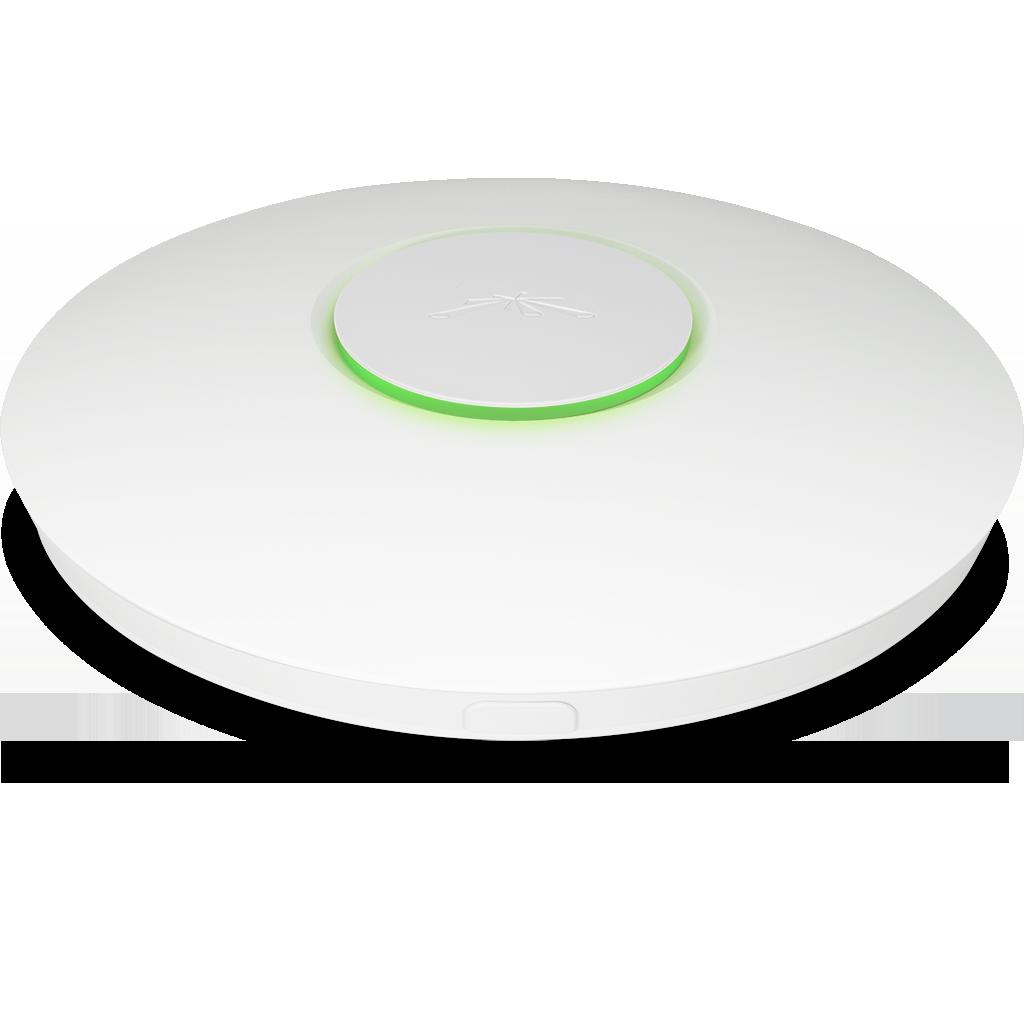 اکسس پوینت سقفی دیواری یوبیکیوتی UbiQuiti UniFi UAP اولین فرزند خانواده Unifi بود که در بدو ورود با علاقه مندی کاربران مواجه شد و به سرعت در سطح بازار جایگاه خود را پیدا کرد . این اکسس پوینت ساده ترین شکل Unifi می باشد و قابلیت تبادل اطلاعات تا سرعت 300 Mbps را برای شما فراهم می کند .