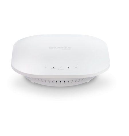 اکسس پوینت سقفی سری AC انجنیوس EnGenius EWS350APدارای 1 پورت اترنت 10/100/1000 با قابلیت Poe Support 802.3af می باشد و از 4 آنتن 5 Dbi بهره می برد .