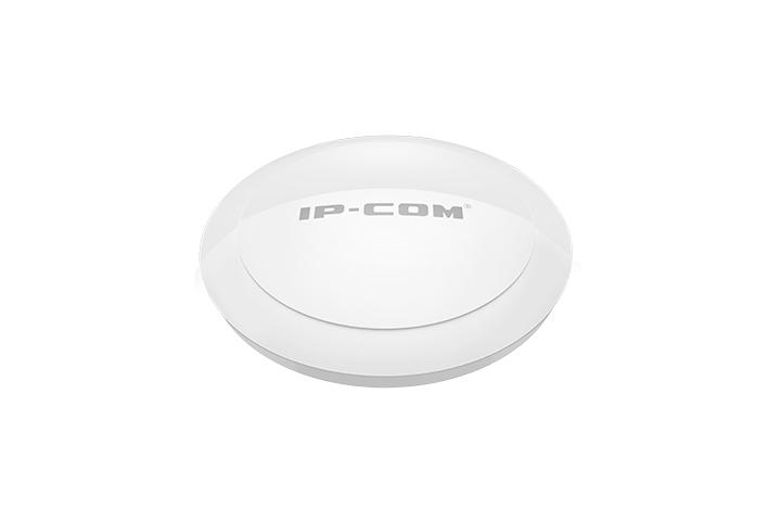 اکسس پوینت سقفی 300Mbps آی پی کام IP-COM AP340دارای 1 پورت اترنت 10/100/1000 می باشد و دارای استاندارد وایرلس 802.11b/g/n می باشد