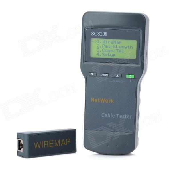 قیمت تستر شبکه نیمه حرفه ای کی نت K-Net 3LW