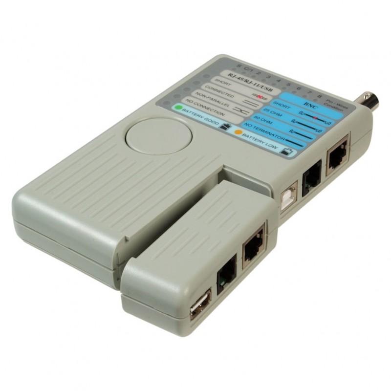 مشخصات تستر شبکه کی نت K-net Link Tester K-N8000