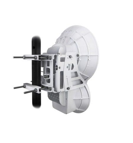 رادیو ایر فایبر 24 گیگا یوبیکوییتی Ubiquiti airFiber AF-24یکی دیگر از محصولات منحصر به فرد کمپانی یوبیکوییتی می باشد و می توان سری ایر فایبر را جزو