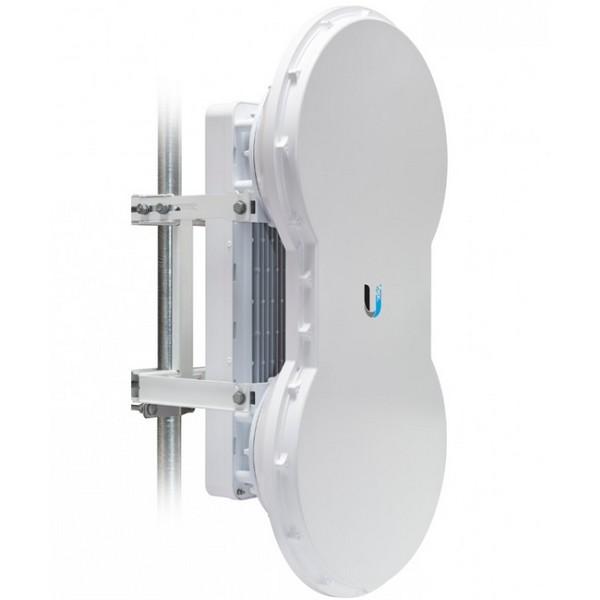 رادیو ایر فایبر 5 گیگا یوبیکوییتی Radio airFiber Ubiquiti 5Ghz AF-5 یکی از محصولات منحصر به فرد کمپانی یوبیکوییتی می باشد و می توان سری ایر فایبر را جزو برترین های Ubiquiti دانست .
