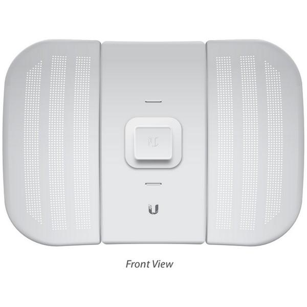 رادیو لایت بیم یوبیکیوتی UbiQuiti LiteBeam 23Dbi LBE-M5-23از دیگر از محصولات شرکت یوبیکوییتی می باشد که برای ارتباطات نقطه به نقطه تا فاصله 8 کیلومتر طراحی شده است . ا