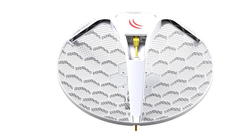 رادیو میکروتیک Mikrotik LHG 5 با نام فنیRBLHG-5nD جزو سری محصولات پر مصرف میکروتیک است و علت آن قیمت و کیفیت مطلوب این دستگاه است . در مقایسه با میزان هزینه ای که برای این دستگاه می پردازید تواناییهای نسبتا خوبی را در دست خواهید داشت و می توانید ارتباطات خود را به این محصول پر مصرف بسپارید .