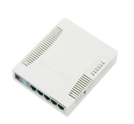 روتر وایرلس میکروتیک Mikrotik RB951G-2HnDیکی از محصولات بسیار پرطرفدار میکروتیک است که با وجود دستگاههای جدید هنوز هم جایگاه خود را در بازار حفظ کرده است