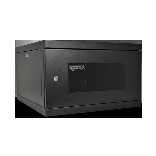 رک اقتصادی 7 یونیت عمق 45 الگونت Lgonet Rackاز محصولات تولید شده ای این شرکت است که در سری اکونومی تولید شده و از کیفیت قابل قبولی برخوردار است . در میان محصولات موجود در بازار می توان روی کیفیت این محصول حساب باز کرد