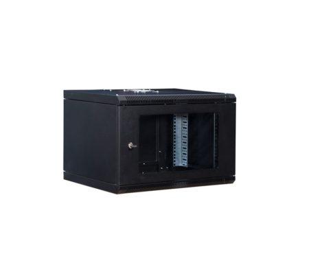 رک دیواری 6 یونیت عمق 60 اچ پی آی Hpi Rack از دیگر محصولات تولید شده این شرکت است که با کاربری دیواری طراحی و تولید شده است .