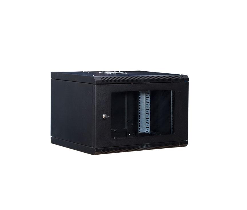 رک دیواری 6 یونیت عمق 60 اچ پی آی Hpi Rack از دیگر محصولات تولید شده این شرکت است که با کاربری دیواری طراحی و تولید شده است . در این سری از رکهای دیواری علاوه بر حفظ کیفیت
