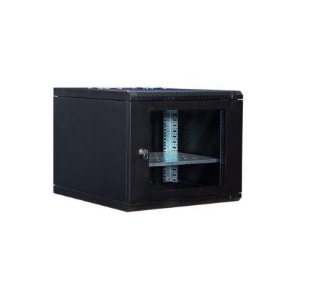 رک دیواری 9 یونیت عمق 60 اچ پی آی Hpi Rackاز دیگر محصولات تولید شده این شرکت است که با کاربری دیواری طراحی و تولید شده است . در این سری از رکهای دیواری