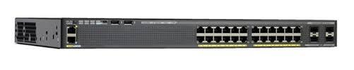 سوئیچ 24 پورت POE سیسکو Cisco Ws-C2960x-24PD-Lیکی دیگر از محصولات قدرتمند سیسکو است که برای ارتباطات شما طراحی شده است .از این محصول می توان برای مدیریت در لایه 2 استفاده نمود و از امکانات مدیریتی آن بهره جست . کیفیت ساخت مطلوب و امکانات فوق العاده به محبوبیت این محصول اضافه نموده است . با افزار نت همراه باشید برای بررسی بهتر Ws-C2960x-24PD-L .