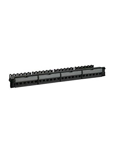 پچ پنل لگراند Legrand Cat6 SFTP 24Port 033563یکی از محصولات لگراند است که دارای 24 پورت Cat6 به همراه کیستون می باشد