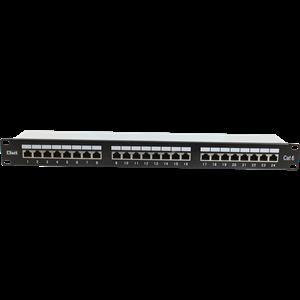 پچ پنل CAT6 STP کی نت K-net Cat6 STP Patch Panelیکی از محصولات کی نت است که برایاتصال انتهایی کابل های شبکه یا فیبر نوری به عنوان واسط به تجهیزاتی مانند سوئیچ ، روتر و … را بر عهده دارد . وجود پچ پنل الزامی نمی باشد اما در طولانی مدت به جهت فهم بهتر کابلهای ورودی و آرایش رک اکثر اجراکنندگان شبکه از پچ پنل استفاده می کنند .