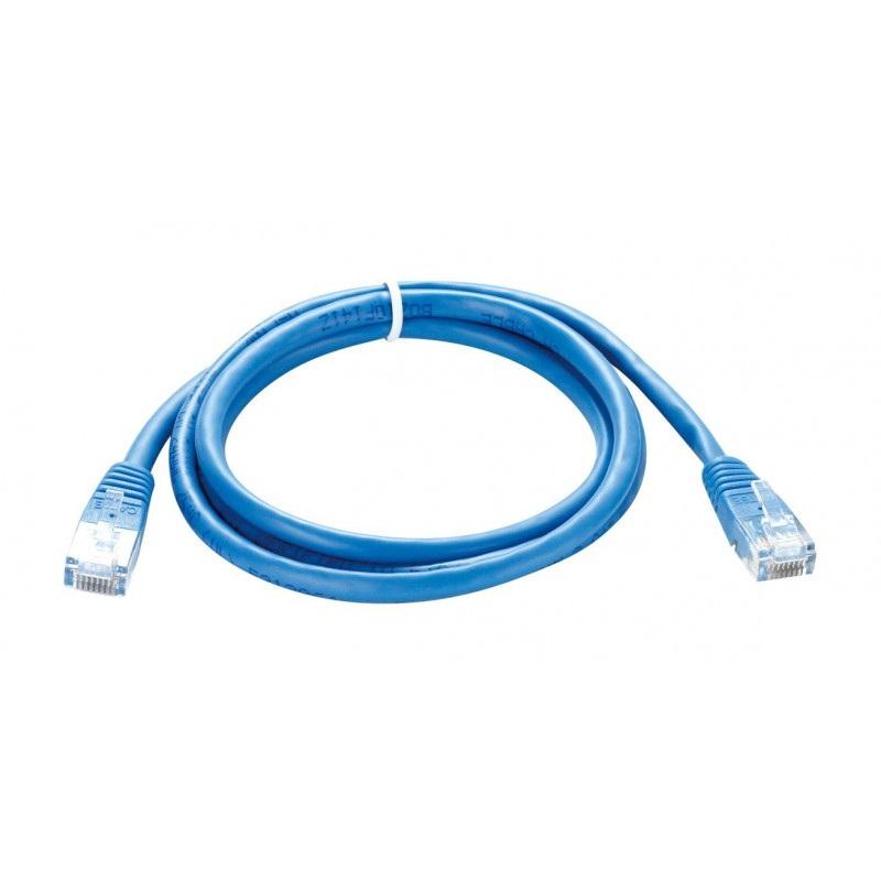 پچ کورد 1 متری Cat5e Utp دی لینک D-link Patch cord با نام فنیNCB-5EUBLUR1-1از محصولات پسیو دی لینک است که دارای طول 1 متر با روکش PVC و ساخته شده از مس می باشد و دارای رنگ آبی نیز می باشد . این محصول از کیفیت قابل قبولی نیز برخوردار است و در پروژه های پسیو شما به خوبی کار خواهد کرد .