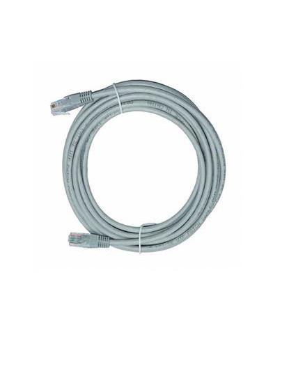 پچ کورد 10 متری Cat5e Utp دی لینک D-link Patch cord با نام فنی NCB-5EUGRYR1-10 از محصولات پسیو دی لینک است که دارای طول 10 متر با روکش PVC و ساخته شده از مس می باشد و دارای رنگ خاکستری است