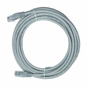 پچ کورد 10 متری Cat5e Utp دی لینک D-link Patch cord با نام فنی NCB-5EUGRYR1-10 از محصولات پسیو دی لینک است که دارای طول 10 متر با روکش PVC و ساخته شده از مس می باشد و دارای رنگ خاکستری است . این محصول از کیفیت قابل قبولی نیز برخوردار است و در پروژه های پسیو شما به خوبی کار خواهد کرد .