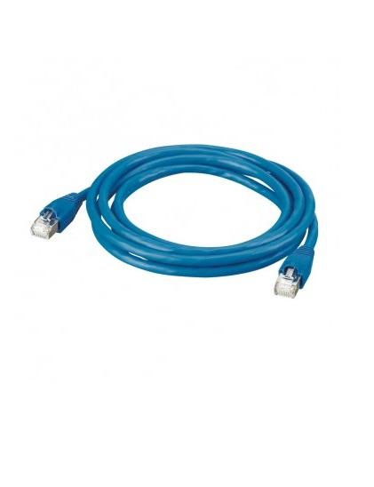 پچ کورد 3 متری لگراند Cat6 UTP 3M 051774 با کد فنی 051774 یکیاز محصولات لگراند در رده CAT6 بوده که به طول 3 متر و دارای روکش PVC به رنگ آبی می باشد