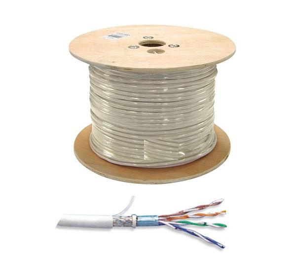 کابل شبکه Cat 5 SFTP زیمنس Siemens Cableیکی از کابل های مطرح بازار می باشد که دارای کیفیت ساخت بسیار خوبی می باشد . این کابل در حلقه های 305 متری و 500 متری تولید و عرضه می گردد که می توان آن را یکی از برترین کابل های اوت دور نامید . با افزار نت همراه باشید برای بررسی بهتر این کابل .