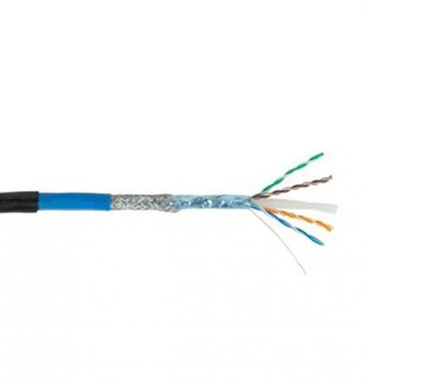 عکس کابل شبکه Cat 6 SFTP زیمنس Siemens Cable