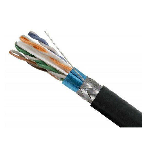 مشخصات کابل شبکه Cat6 SFTP کی نت K-net Cat6 SFTP Outdoor
