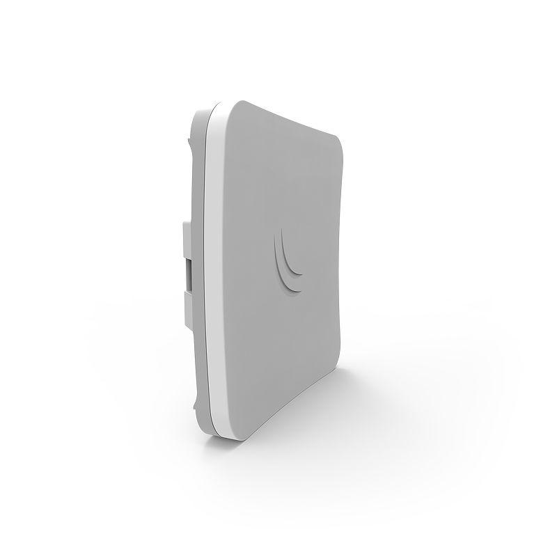 رادیو وایرلس میکروتیک MikrotikSXTsq Lite2با نام فنیRBSXTsq2nD از محصولات جدید کمپانی میکروتیک که مانند سایر دستگاههای این مجموعه دارای کاربرد عالی و ابعاد بسیار کوچک می باشد . این محصول دارای سایز بسیار کوچک که نسبت به محصولات مشابه قبلی تا دو برابر باریک تر شده است .