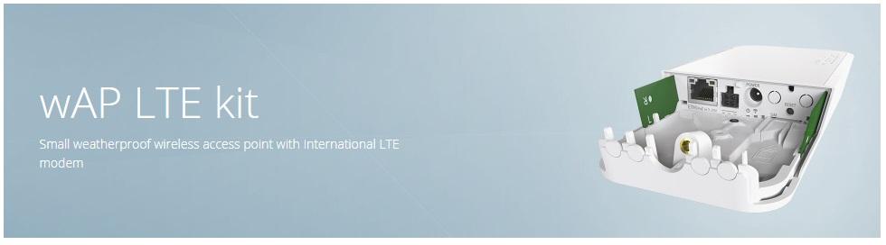 قیمت wAP LTE kit