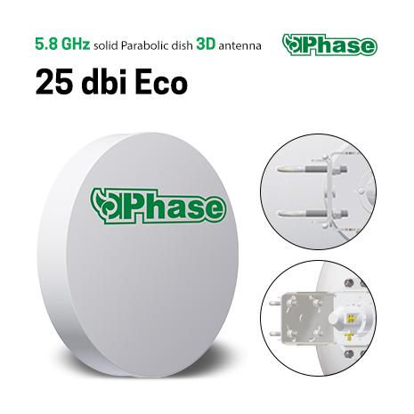 دیش 25Dbi فاز Phase 25dBi Eco تصویر 1