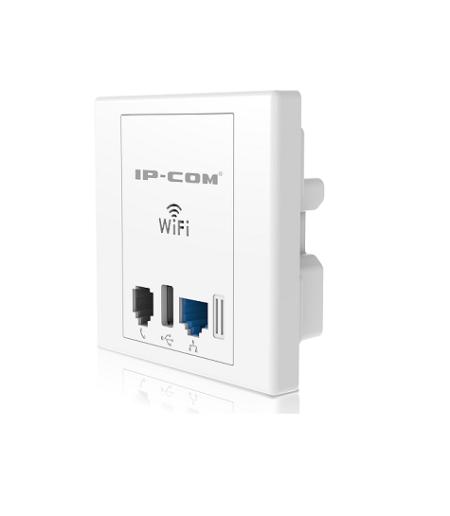 خرید و قیمت اکسس پوینت دیواری آی پی کام IP-COM W30AP