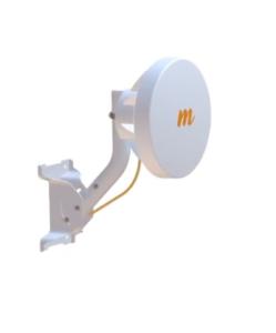 رادیو وایرلس با آنتن 20Dbi فرکانس 5 میموسا Mimosa B5-Liteیکی دیگر از محصولات کمپانی میموسا می باشد که برای فضای بیرونی طراحی شده و صرفا برای ارتباطات Point to Point می باشد . این رادیو توانایی تبادل اطلاعات شما تا حجم 700 mbps را خواهد داشت