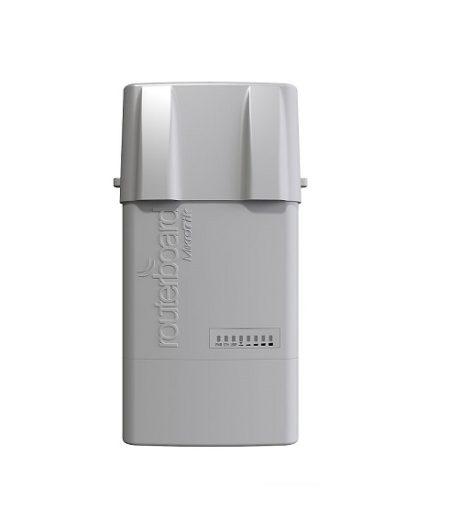رادیو وایرلس میکروتیک Mikrotik BaseBox 6 با نام فنی RB912UAG-6HPnD-OUT همان طور که از نامش پیداست برای فرکانس 6GHZ طراحی شده است . این دستگاهدارای دو ...