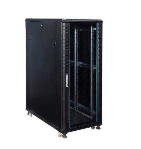 رک 27 یونیت عمق 100 اچ پی آی Hpi Rack 27 Unit یکیاز محصولات این شرکت است که دارای کیفیت قابل قبولی می باشد . در این سری سعی شده بر کیفیت و مقاومت