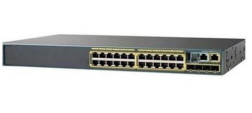 قیمت سوئیچ 24 پورت سیسکو Cisco WS-C2960X-24TS-LL
