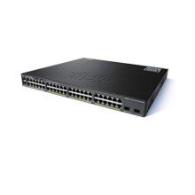 سوئیچ 48 پورت مدیریتی سیسکو Cisco WS-C2960X-48TS-LL