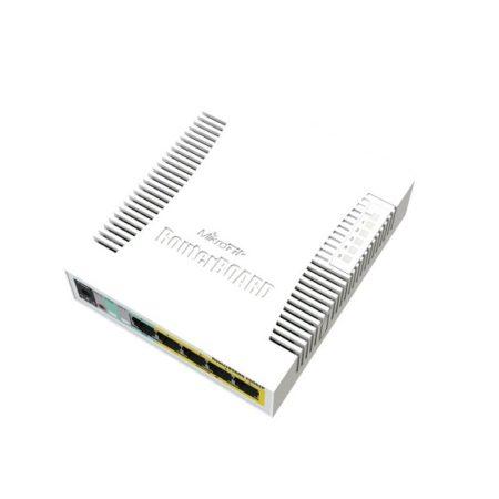 خرید و قیمت سوئیچ POE میکروتیک Mikrotik RB260GSP