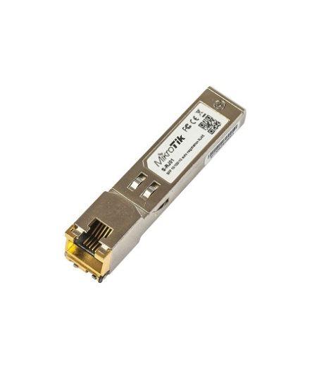 قیمت ماژول مبدل Rj45 میکروتیک Mikrotik S-RJ01