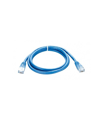پچ کورد 1 متری Cat5e Utp دی لینک D-link Patch cord با نام فنیNCB-5EUBLUR1-1از محصولات پسیو دی لینک است که دارای طول 1 متر با روکش PVC و ساخته شده از مس