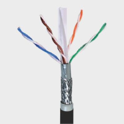 قیمت کابل شبکه Cat6 SFTP کی نت K-net Cat6 SFTP Outdoor