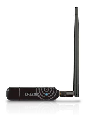 کارت شبکه USB دی لینک D-LINK DWA‑127 N300 تصویر 2